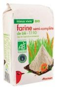 Farine Bio développement durable