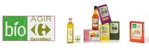 Gamme de produits Bio Carrefour