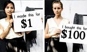 Fast fashion un dollars de l'heure -lebilletdd.com